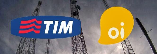 Interesse da TIM e Telefônica por rede móvel da Oi é positivo, diz Bradesco BBI